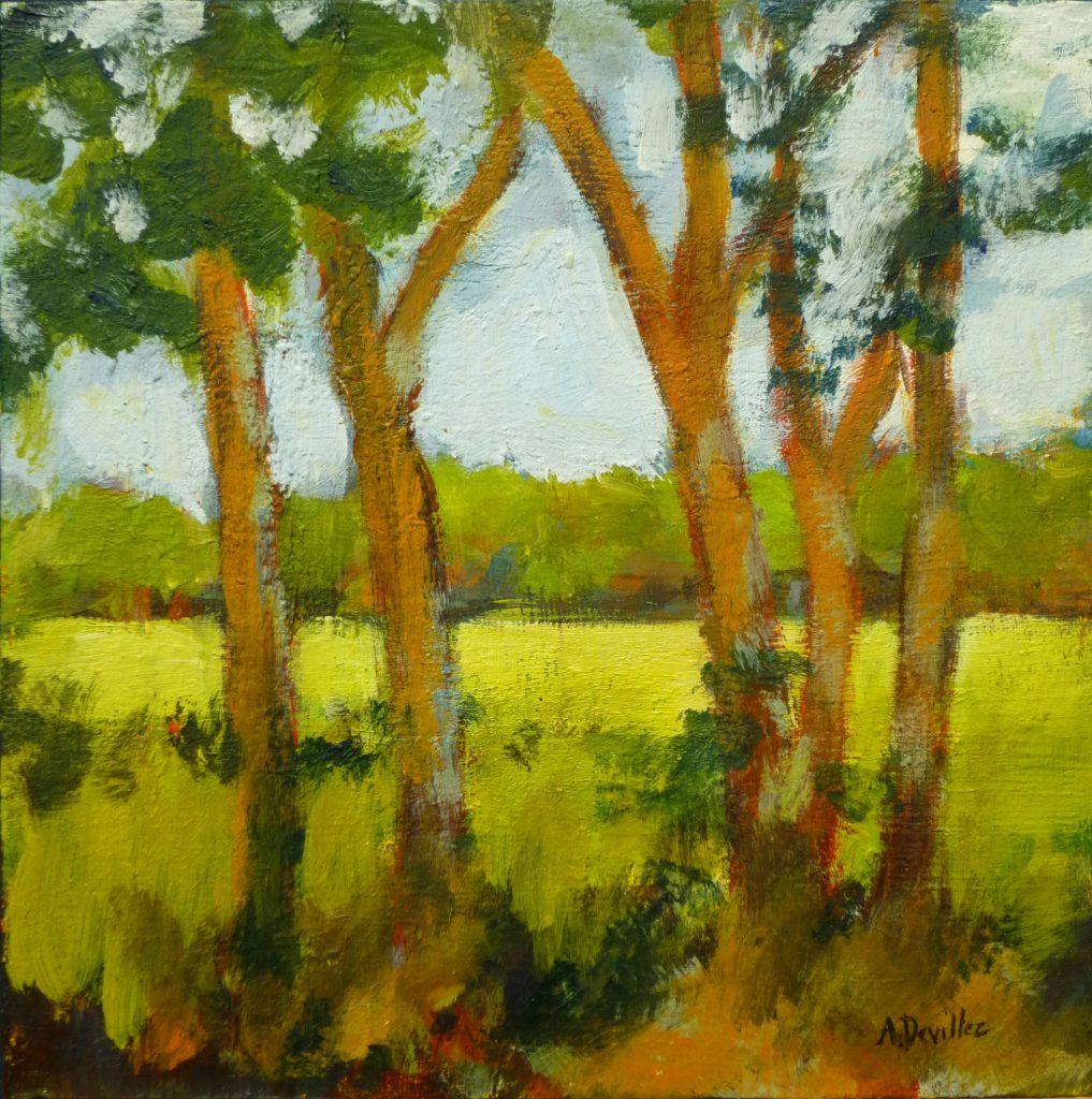 "Armelle Devillez:""Landschaft"""