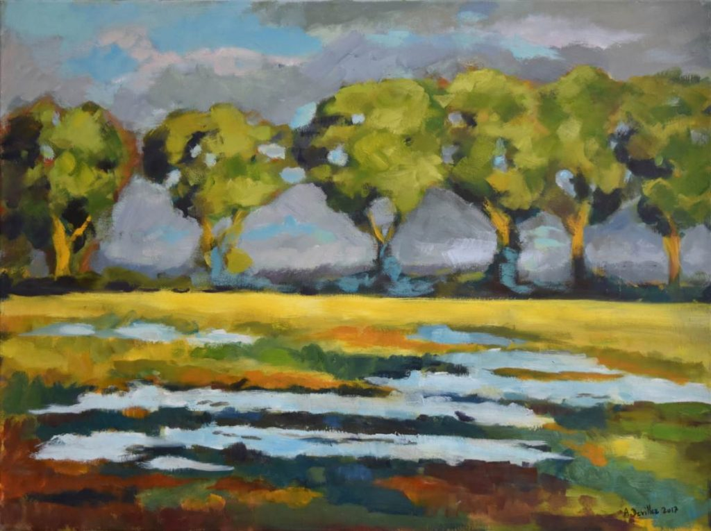 "Armelle Devillez: ""Landschaft"""